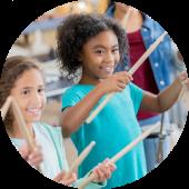 't Kasteel aan de slag met je talent-maak kennis met muziek